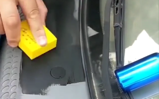 Auto & Leder Erneuerungsbeschichtung
