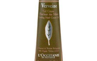 L'Occitane Verbena Cooling Handcreme Gel - 30 ml
