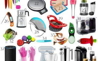 Küchenhelfer, die Sie brauchen
