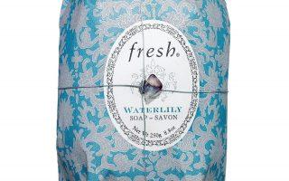 Ovale Seife mit frischer Seerose 250 g