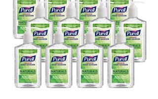 PURELL Naturals Advanced Händedesinfektionsgel mit Hautpflegemitteln und dem unverzichtbaren besten Angebot - LuxClout.com