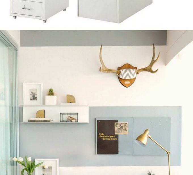 20+ intelligente und wunderschöne Ikea-Hacks (& großartige Tutorials)