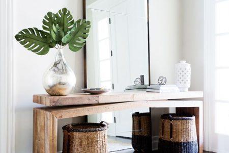 Dieses helle und fröhliche Einfamilienhaus lässt Sie von Ohr zu Ohr grinsen