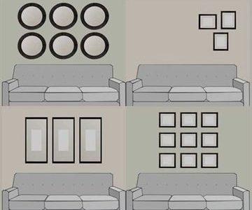 9 Grafiken, die Sie in ein Genie der Inneneinrichtung verwandeln #home Diese 9 ...