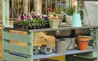 16 geniale Outdoor-Palettenprojekte für alle Heimwerker