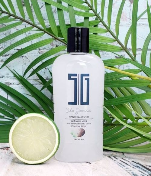 Solo Giovane Coconut Lime Händedesinfektionsmittel