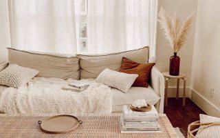 5 Einrichtungsfehler, die wir alle in kleinen Wohnungen machen