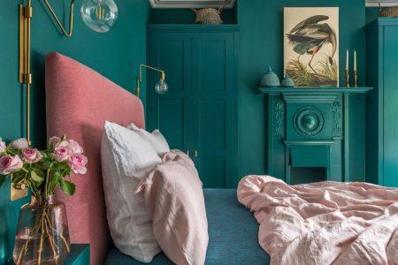 """""""Überschwänglich"""" ist das beste Wort, um dieses farbenfroh renovierte Haus in London zu beschreiben"""