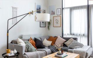 #HOWIRENT: Eine Videotour durch ein Apartment im skandinavischen Stil in West-London. - A bis ...