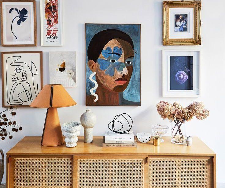 Innenarchitekt, Kerrie-Ann Jones 'Haus hat viel Persönlichkeit mit minimalen ...