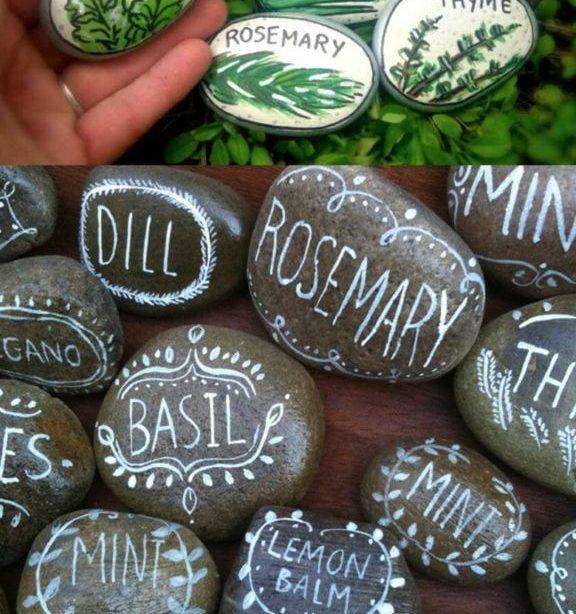 15 Inspirierende DIY Painted Rock-Ideen