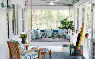 8 Pretty Swing Daybed-Ideen, nach denen wir uns nach Sommer sehnen