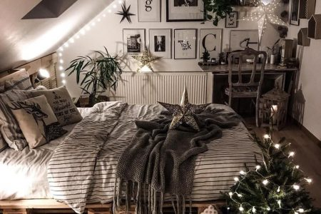 Top 37 Christmas Bedroom Decorations Ideas 2020 - neue Jahreslichter. com - - #appl ...