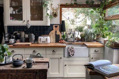 # Einmachglas Küchendekor #Pionierin Frau Küchendekor #Küche Dekor Ideen oben ...