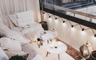 Die am besten dekorierten kleinen Außenbalkone auf Pinterest - Living After Midnite -...