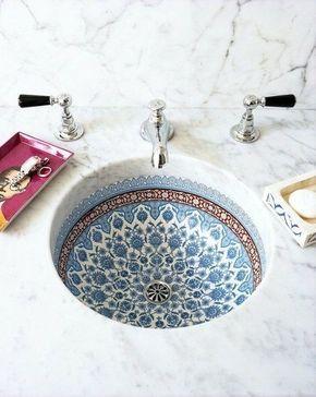 23 wahnsinnig schöne Wasch- und Spülbecken, die du auf aufscheinen sehen sehen