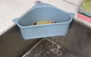 Gute Idee für Küchenspüle