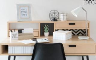 Cómo organisar tu escritorio según el feng shui