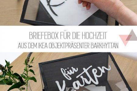 DIY & Deko-Ideen zur Hochzeit mit IKEA