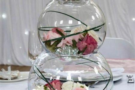 DIY Hochzeitsdekor Ideen, die Sie sehen müssen! | Tischdekoration hochzeit, Dekoration hochzeit und Hochzei