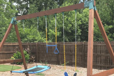 DIY Swing Set - So bauen Sie ganz einfach Ihre eigenen