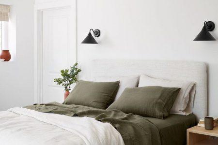 So stylen Sie Ihr Bett wie die, die Sie auf Instagram sehen Der Edelsteinpflücker