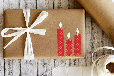 Passt verpacken mit Packpapier: drei Ratzfatz-Ideen - Mutti so yeah