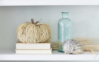Ausrollen in den Herbst Home Tour + HomeGoods Giveaway