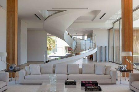 Innentreppe - Beispiele für faszinierende moderne und minimalistische Designs - ...