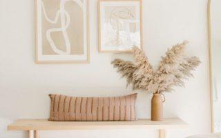 Das Haus dieses Design-Blogger beweist, dass Schönheit in den Unvollkommenheiten gehört