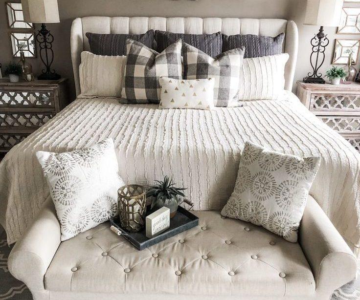 Wie erstelle ich ein Hauptschlafzimmer, das gemütlich und süß ist! | Wilshire-Sammlungen