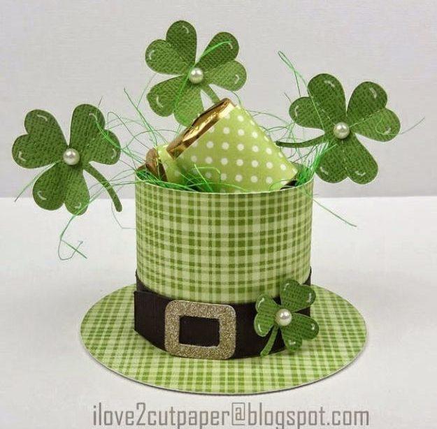 34 einfache DIY St. Patrick's Day Ideen