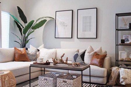 Buntes böhmisches modernes Brooklyn-Apartment + Wie man den Blick bekommt - decor8