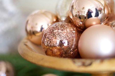 Dekorationsideen für Weihnachten