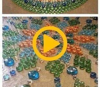 #diy Gartendekor Dollar speichert Projekte #Decor #DIY #diy Gartendekor Dollar st ...