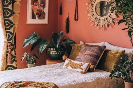57 böhmische Schlafzimmer, die Sie so schnell wie möglich neu dekorieren möchten