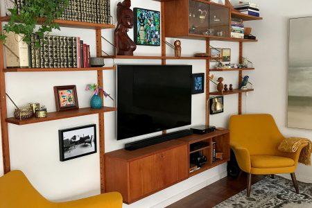 27+ Bestes Mid Century Wohnzimmer zum Ausprobieren zu Hause - Mid Century Wohnzimmer Desi ...
