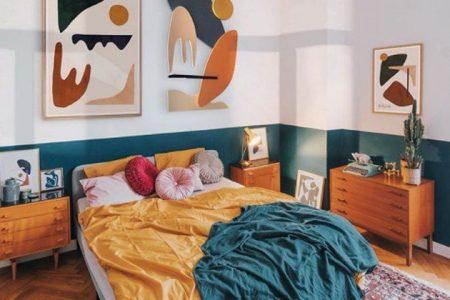 6 Teal Bohemian Schlafzimmer Ideen, die Ihr Interesse wecken werden - #bedroom #Bohemian ...