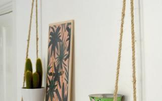 33 wunderschöne DIY-Projekte, um Ihre erwachsene Wohnung zu dekorieren