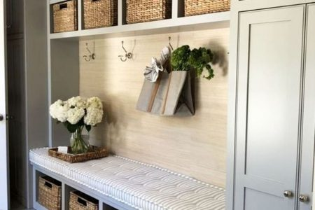 Mudroom Ideas - Farmhouse Mudroom Decor und Designs, die wir lieben - Involvery