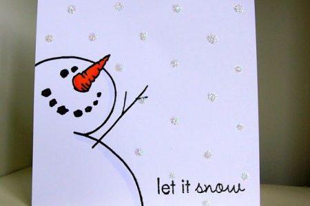 20 handgemachte Weihnachtskarten, die Ihre Freunde und Familie lieben werden