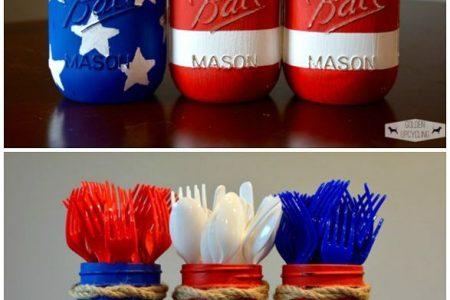 Über 35 Ideen für patriotische Themenpartys, DIY-Dekorationen, Kunsthandwerk, lustige Lebensmittel und Rezepte