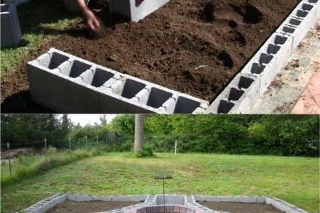 28 besten DIY Hochbeet Garten Ideen & Designs