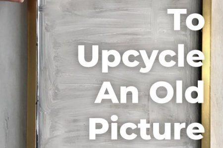 23 Großartige Dinge, von denen Sie nicht wussten, dass Sie sie mit alten Bilderrahmen tun können