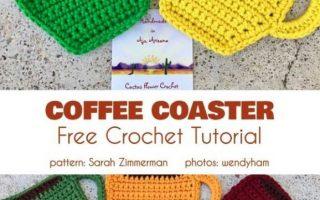 Coffee Coaster Free Häkelanleitungen