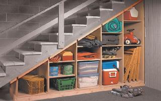 Zusammenfassung: Ideen für die Frühlingsorganisation für die Garage und den Keller, die Platz hinzufügen