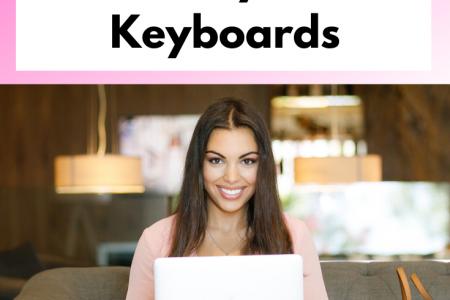 5 besten drahtlosen tenkeylosen Tastaturen (kompakt)