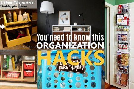 27 Home Organisation und DIY Projektideen für Small Space Diy Home Decor, D ...