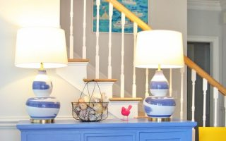 Chu Cottage - Tybee Island, GA   Haus aus Türkis, Zimmerdekoration diy und Hauptschlafzimmer