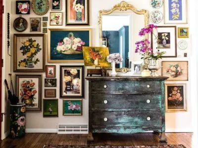 Kreative und farbenfrohe Häuser für mehr Produktivität